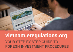 eRegulations Vietnam, Your step-by-step guide to investment procedures