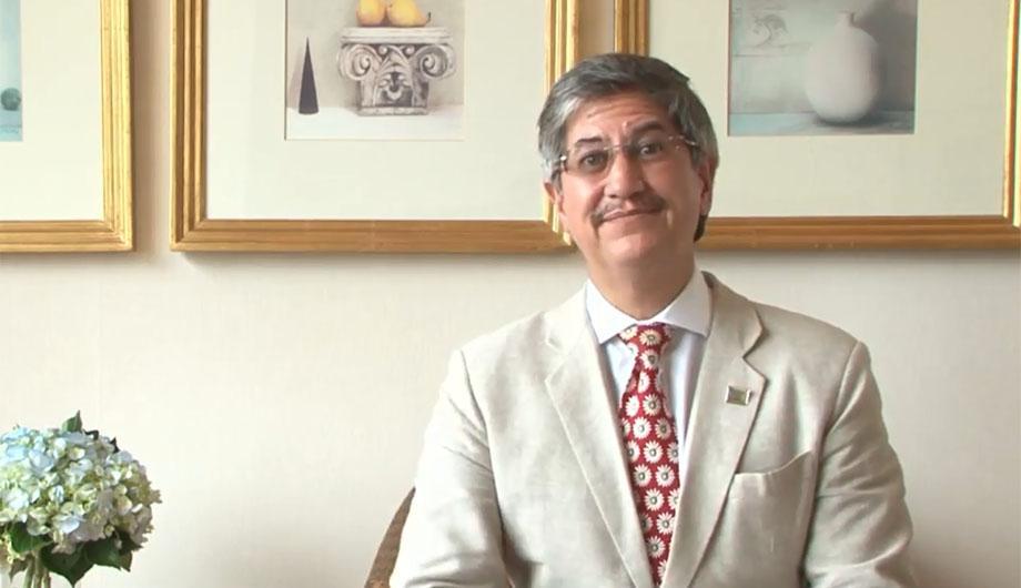 Mr. Rick Yvanovich FCMA CGMA FCPA MSc., Founder and CEO, TRG International