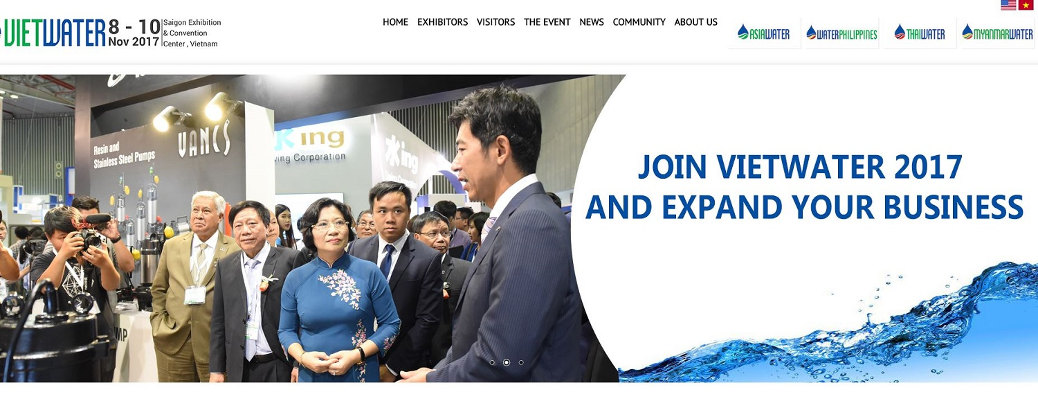VIETWATER 2017: Calling for participants from the UK