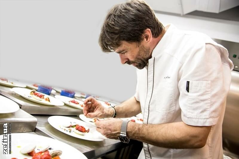 Gastronomic experience with Michelin Star Chef Maxime Lebrun