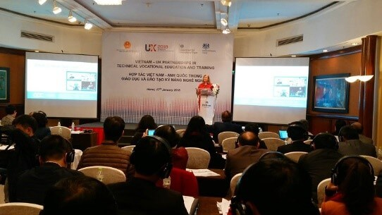 Technical Vocational Education and Training (TVET) Trade Mission to Vietnam 2018