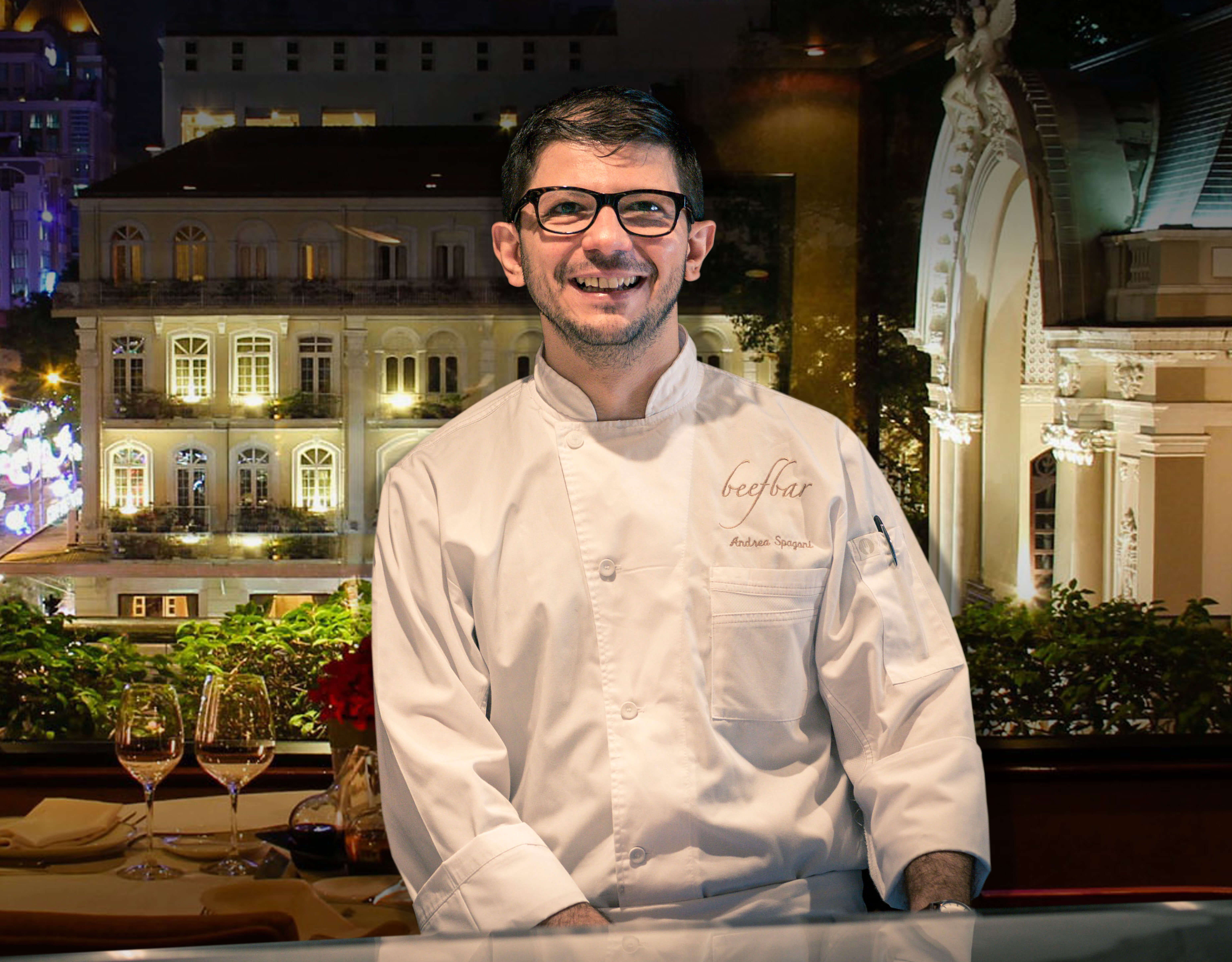 Andrea Spagoni Brings Best Of Michelin-starred Beefbar To Saigon