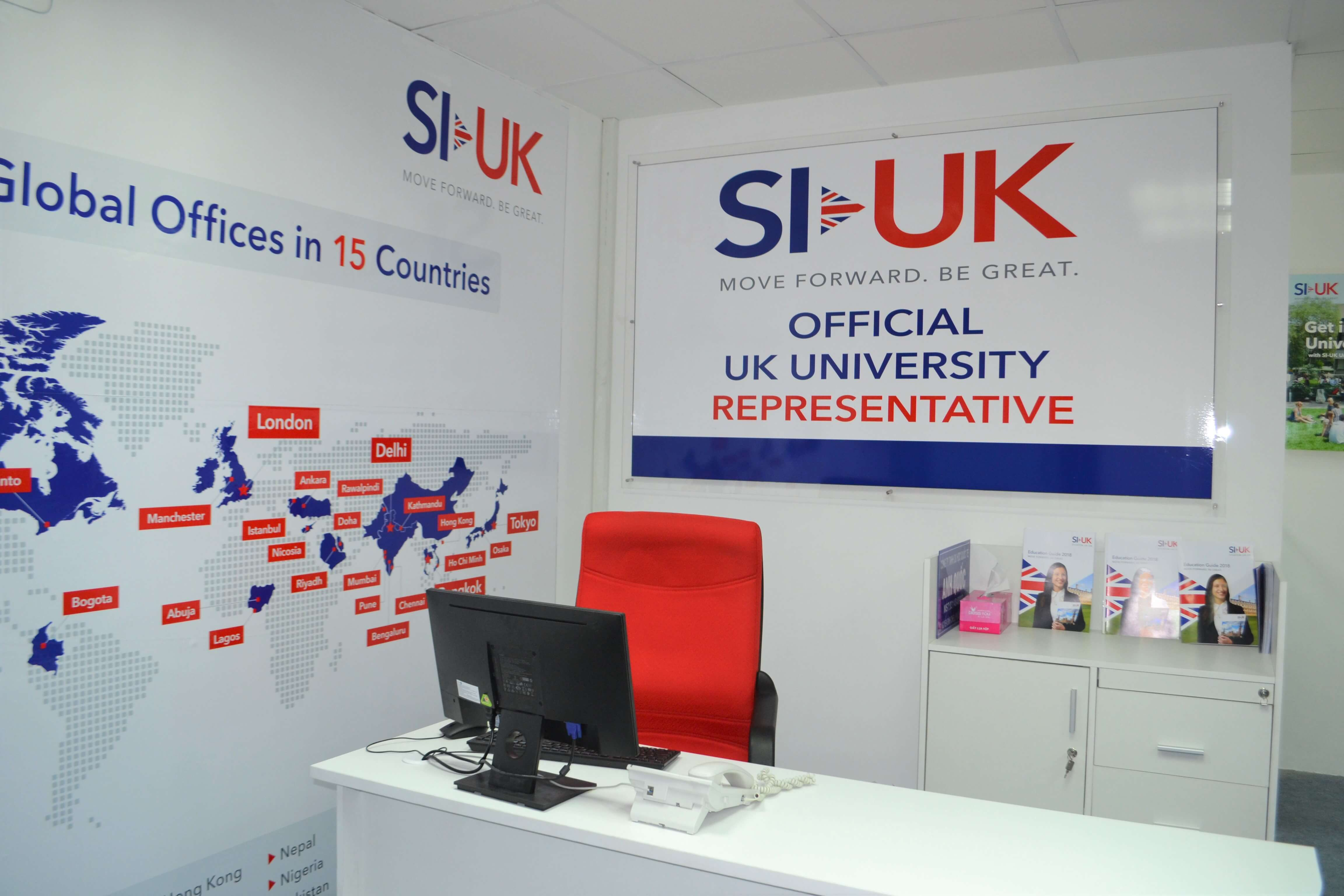 SI-UK officially launches Vietnam Office in Ho Chi Minh