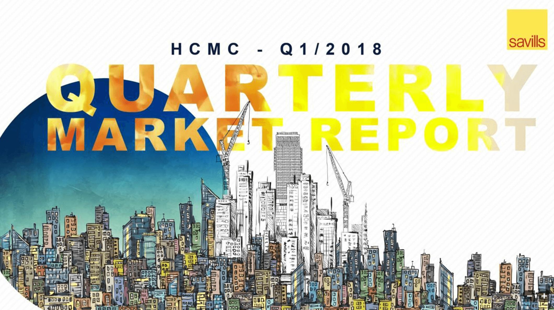 HCMC Market Presentation Quarter 1 – Year 2018