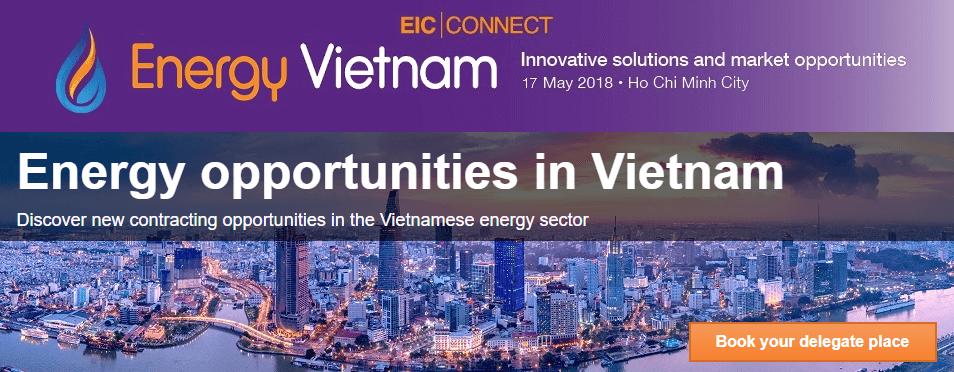 ENERGY OPPORTUNITIES IN VIETNAM 2018