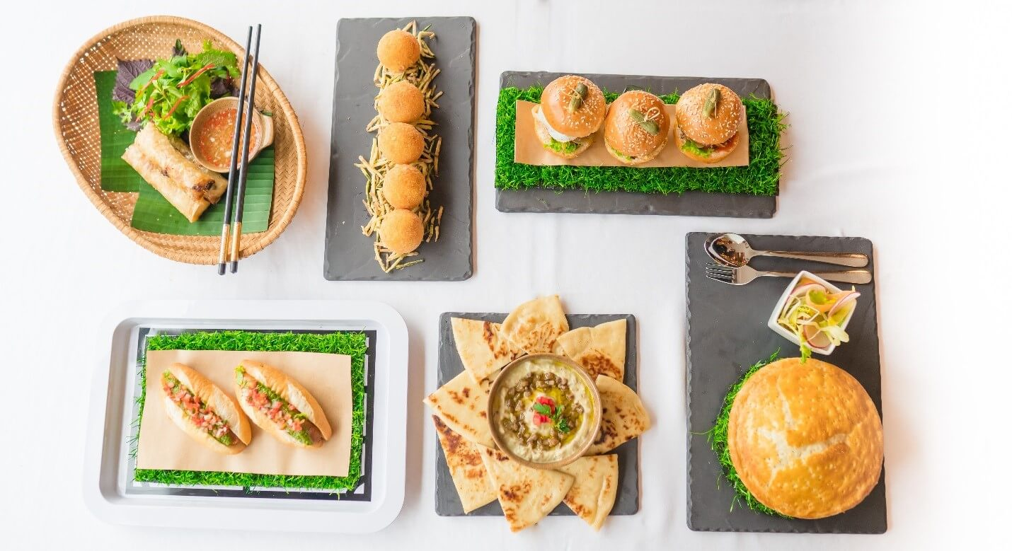 Hilton Snacks Menu on World Cup Occasion: Bites for the big game