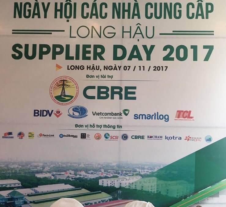 Long Hau Supplier Day 2017