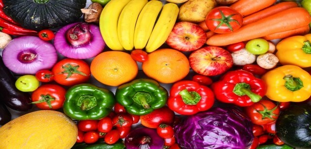 Vietnam – Fruit and veg