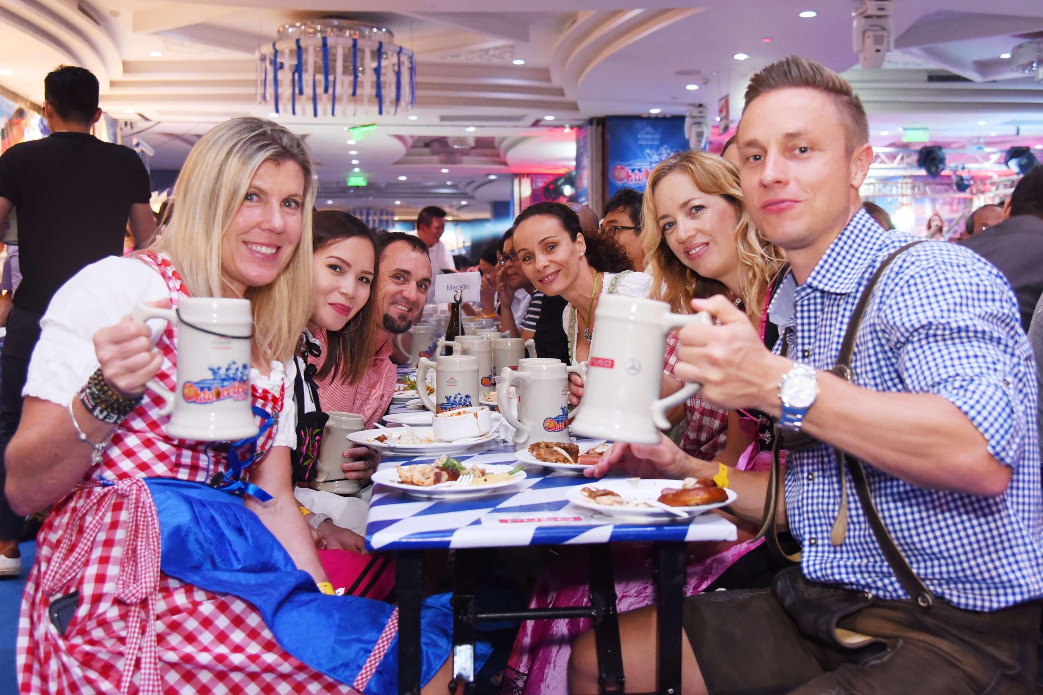 OKTOBERFEST VIETNAM 2018 A Celebration of German Culture and Cuisine at  Windsor Plaza Hotel