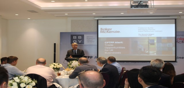 OPPORTUNITIES FOR UK BUSINESSES WITH CPTPP