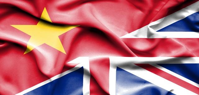 CELEBRATING 45 YEARS OF UK-VIETNAM PARTNERSHIP