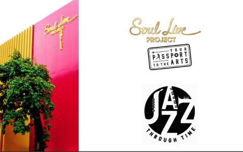 """Jazz Through Time"" – A New Soul Live Project Series"