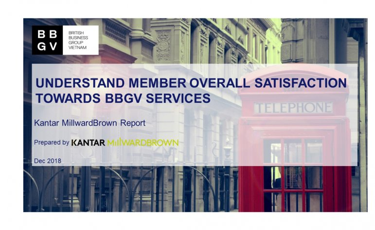 OVERALL SATISFACTION TOWARDS BBGV SERVICES FROM FOCUS GROUPS
