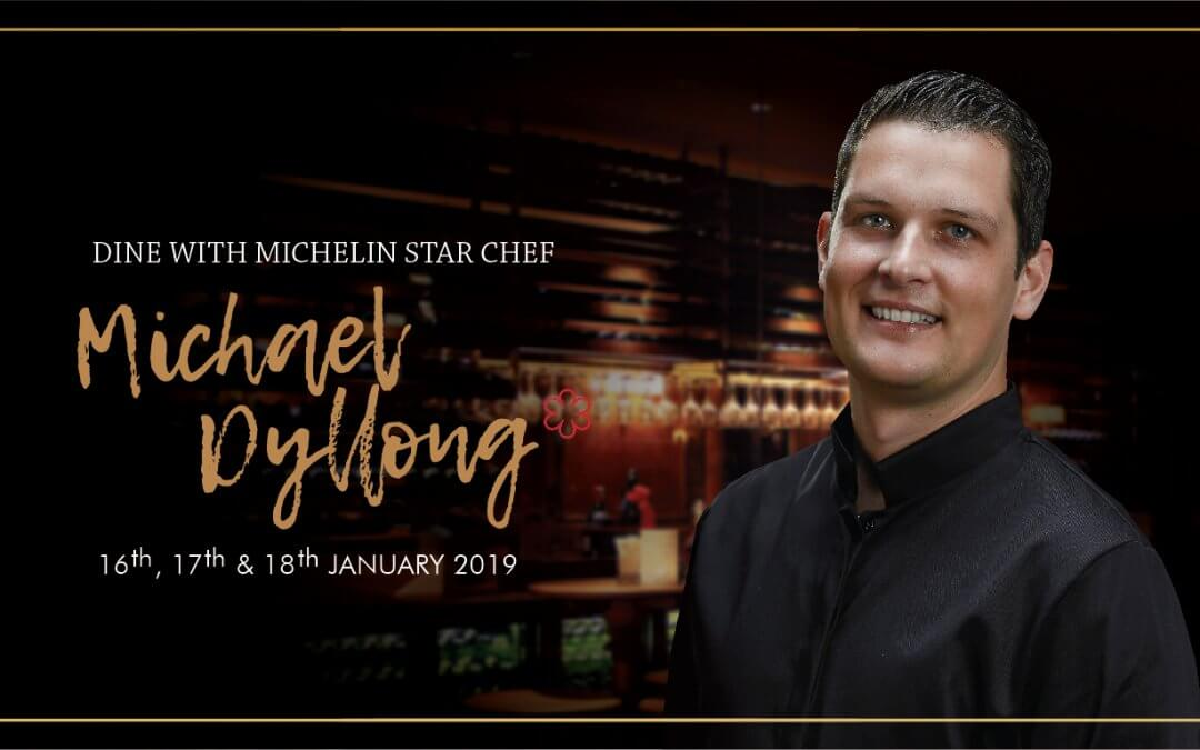 Join Hôtel Des Arts Saigon For The Exciting Culinary Journey With The Youngest Michelin Star Chef Michael Dyllong